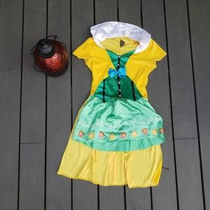 Disney Alice Mad Hatter Halloween costume dress M